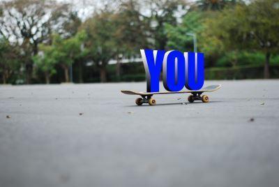 skateboard YOU