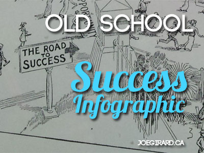 Success Infographic, Joe Girard