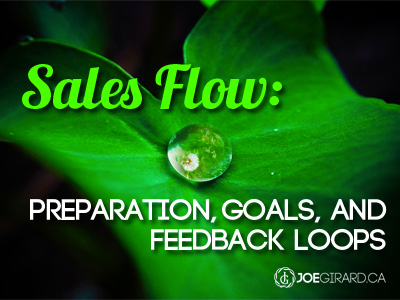 Sales Flow, Joe Girard