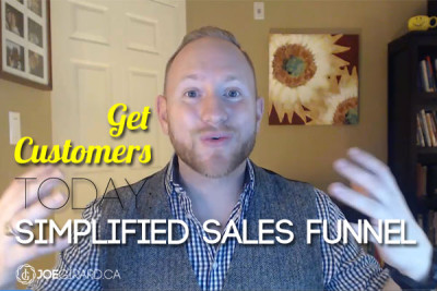 Get Customers, Sales Funnel, Joe Girard