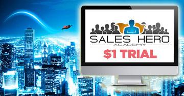 Sales Hero Academy, Online, Sales, Training, Joe Girard
