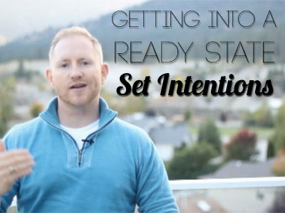 Set Intentions, NLP, Joe Girard