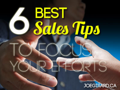 Best sales tips, Joe Girard, Objections, Closing