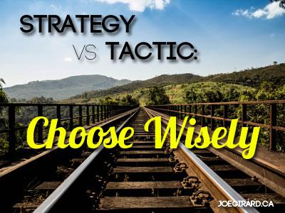 Strategy, Long-Term, Railroad picture, Joe Girard