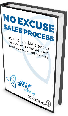 Sales Process, Sales Training, Joe Girard