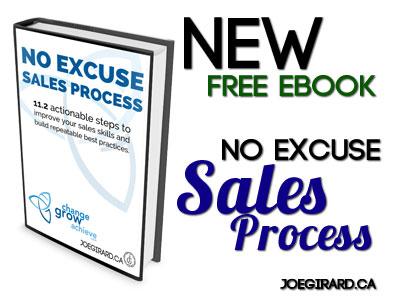 Sales Process, Sales Training, Joe Girard, Ebook