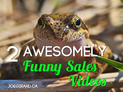 Funny Sales Videos, Joe Girard