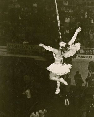 Iron Jaw, Circus