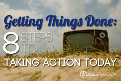 Getting Things Done, Joe Girard