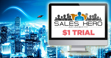 Sales Hero Academy, Online, Sales, Training, Joe Girard