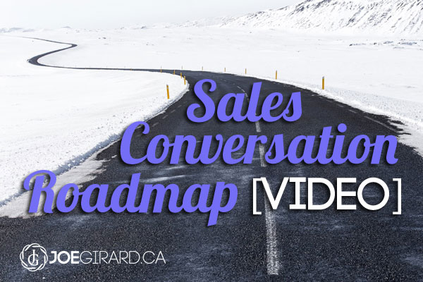 Sales, Conversation, Joe Girard